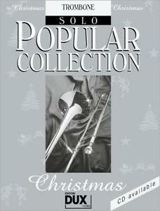 Popular Collection Christmas - Posaune Noten - DUX11060 - 9783868491463