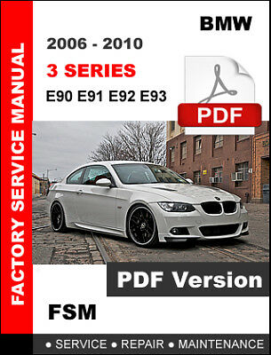 collectivedata.com #FACTORY WORKSHOP MANUAL service repair FOR BMW ...