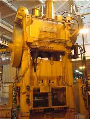 Niagara Sc2-250-48 Mechanical Straight-side Press B28811