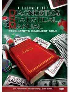 Psychiatry's Billing Bible:The Diagnostic and Statistical Manual