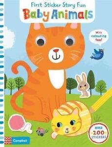 Tbc-Baby Animals  BOOK NEU