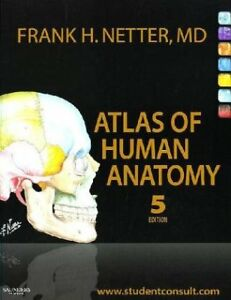 Multiple NEW/UNUSED Anatomy Textbooks and DVD/CD Resources