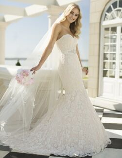Wedding dress for sale - essence of Australia (DRY CLEANED) Rhodes Canada Bay Area Preview