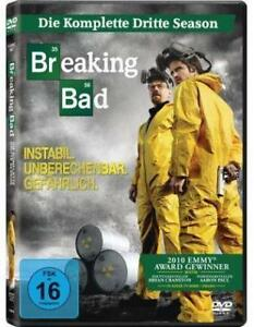 Breaking Bad - Season 3 [4 DVDs] (2012) - Leibnitz, Österreich - Breaking Bad - Season 3 [4 DVDs] (2012) - Leibnitz, Österreich