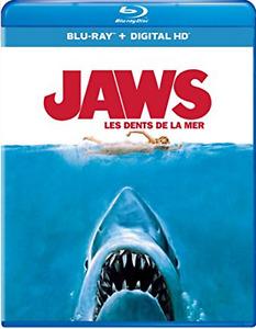 JAWS. LES DENTS DE LA MER. 1975. Bluray. Spielberg. Horreur.