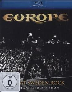 Europe - Live at Sweden Rock/30th Anniversary Show [Blu-ray] Neu!