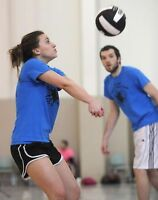 Volleyball Play At Willowdale Community Church