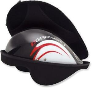 Garneau Cycling Helmet with case- Never Used