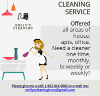 15/hr! Home Cleaner!