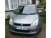2005 SUZUKI SWIFT GL 1.3