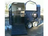 WANTED: Rice Horse Trailer