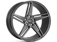 "19"" Veemann V-FS31 Gloss Graphite Alloy Wheels & Tyres. Suit most Audi A4, A5 & A6. (5x112)"