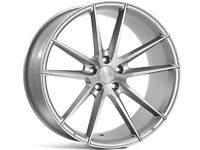 "19""Veeman V-FS25 Alloy wheels & Tyres. Suit A3,VW MK5,6,7, Golf, Caddy, Jetta, Passat, Seat (5x112)"