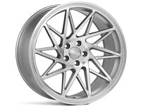 "19"" Veemann V-FS35 Alloy Wheels & tyres. Suit most Audi A4, A5 & A6 (5x112)"