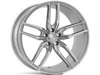 "19"" Veemann V-FS28 Alloy Wheels & Tyres. Suit most Audi A4, A5 & A6. (5x112)"