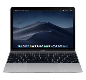 Macbook 2018 BNIB (Sealed) space grey 12""