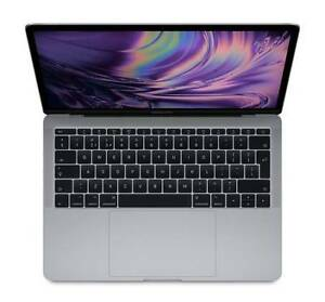 "Late 2016 Macbook Pro Retina 13"" Space Grey-256 GB - New Battery"
