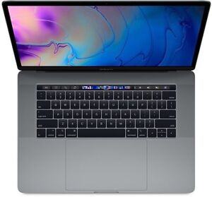 Macbook Pro 15 inch 2017 with Touch Bar