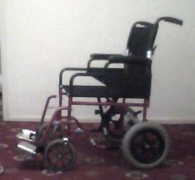 Wheelchair in good condition