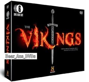 VIKINGS, The - History Channel TV Series  -  NEW DVD UK
