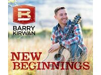 Barry Kirwan – New Beginnings - NEW
