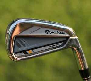 Taylormade Rocketbladez Tour irons 4-pw Right Hand West Island Greater Montréal image 4