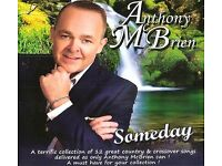 Anthony McBrien – Someday - NEW