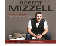 ROBERT MIZZELL – PURE COUNTRY 2CD SET - NEW