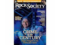 Rock Society Magazine Collection