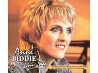 Anne Biddie – Live Life - NEW
