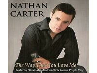 Nathan Carter – The Way That Love Me - NEW