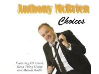 ANTHONY MCBRIEN – CHOICES - NEW