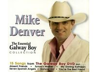 Mike Denver The Essential Galway Boy Collection - NEW