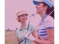 Women's golf beginner taster session, Kings Hill (Free)