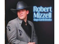ROBERT MIZZELL – SINGS GARTH BROOKS - NEW
