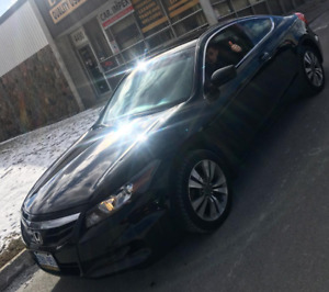 2012 Honda Accord EX-L w/Navi Coupe (2 door)