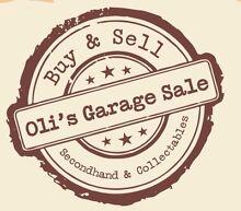 Oli's Garage Sale, Furniture & Collectables New Norfolk Derwent Valley Preview