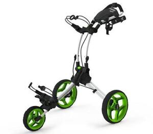 ClicGear Rovic 3 Wheel Push Cart Pre-Owned