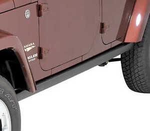 2017 Jeep Wrangler Sport Rock Rails