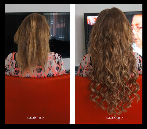 Celeb Hairextensions - Den Haag
