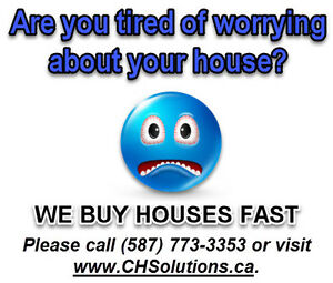 We will buy or lease your house Fast