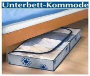 Unterbettkommode