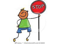 STOP refurbishing!