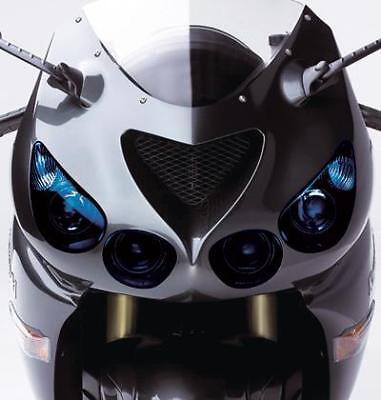BLUE LENS SPRAY TINT PAINT HEADLAMP HEADLIGHT INDICATOR FOR MOTORBIKE