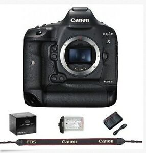 Canon EOS 1D X Mark II ( 1DX mk II ) DSLR Camera Body Brand New