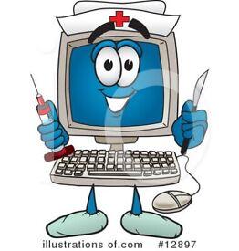 Computer & Laptop repairs, servicing & upgrades