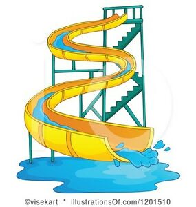 Water slide wanted