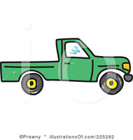 Pick-up truck with 1-2 guys available for moves, deliveries etc