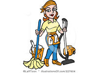 Cleaning for those, too who are in a vulnerable position