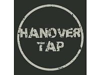 Bar Staff required for The Hanover Tap, Edinburgh